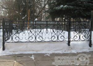 оградки на могилу на заказ в Тамбове