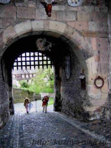 кованые ворота в Тамбове