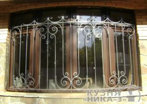 изготовление решеток на окна на заказ в Тамбове
