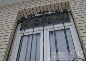 изготовление и установка решеток на окна в Тамбове
