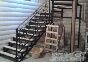 перила для лестницы на заказ в Тамбове